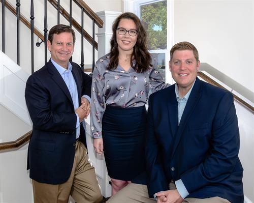 Prism Planning Partners: Ron Bernstein, Nicole Sullivan and Dan Peters