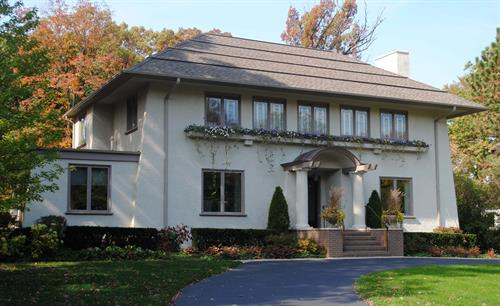 Historic Preservation - Addition - Highland Park, Illinois