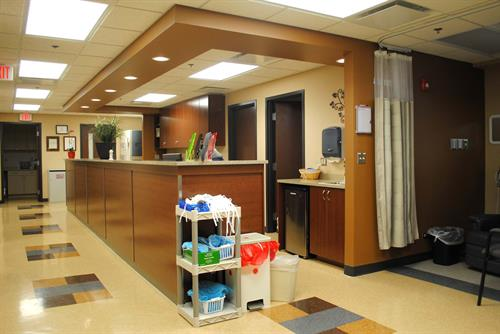 Interior Remodeling of a Medical Suite
