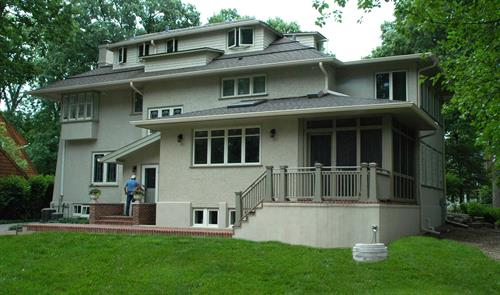Historic Preservation - Addition - Winnetka, Illinois