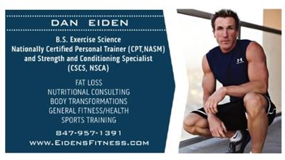 Eiden's Fitness and Sports Performance Training
