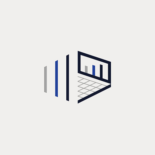Icon logo for a network and communication company in Ohio.