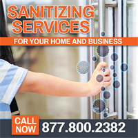 AdvantaClean of Libertyville Sanitize for COVID-19