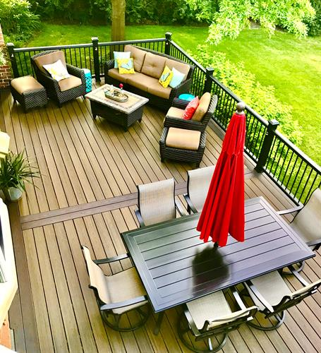 Platinum Decking Libertyville