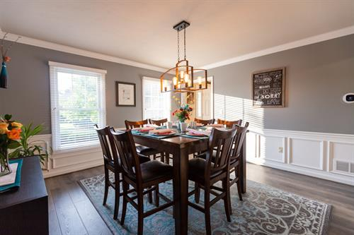 Dining Room Redesign