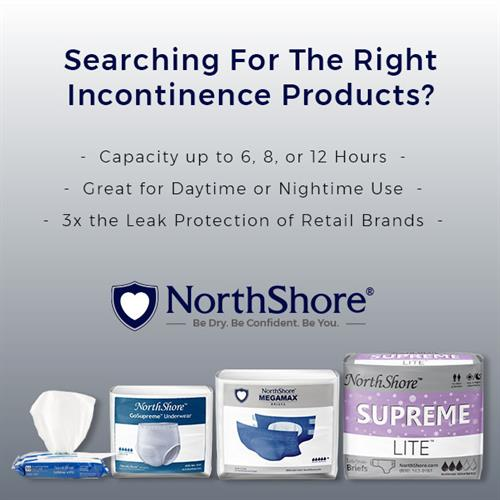 Searching for the Right Incontinence Products?