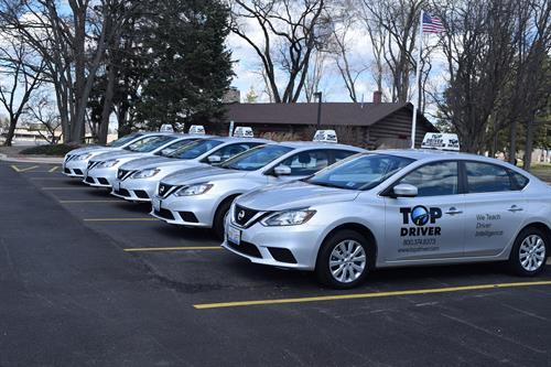 Top Driver fleet