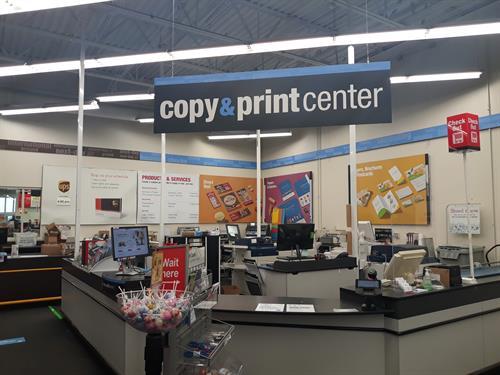 Print & Marketing Services