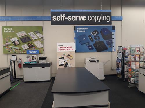 Self Service Printing