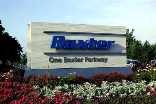 Baxter Freestanding Sign
