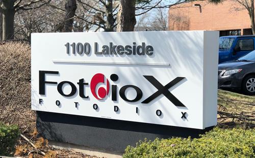 Fotodiox Freestanding Sign