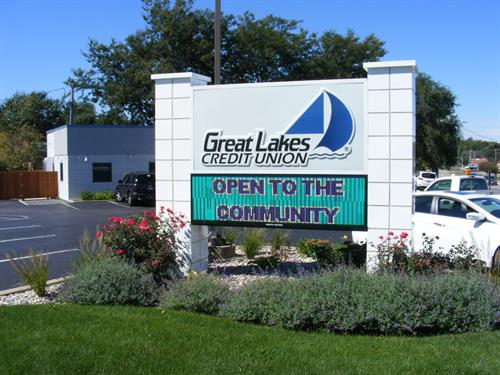 Great Lakes Credit Union Message Center
