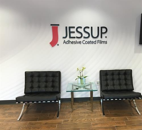 Jessup Interior Sign