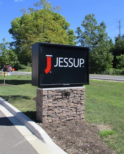 Jessup Freestanding Sign