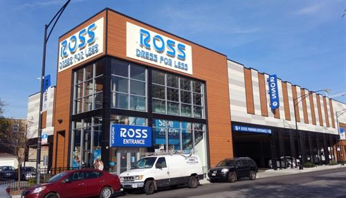 Ross Dress for Less Wall Signs