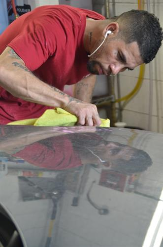 As one of the top auto body shops, we take pride in providing an exceptional repair experience. Our auto body shop has a 98% customers satisfaction rating.