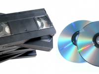 Tape to DVD transfer