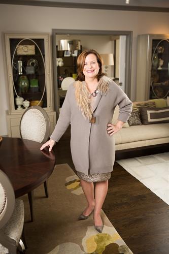 Susan Brunstrum is Principal Designer at Sweet Peas Design.