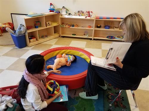 Infant-Parents Class