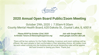 You're Invited to Home of the Sparrow's 2020 Annual Open Board Public/Zoom Meeting!