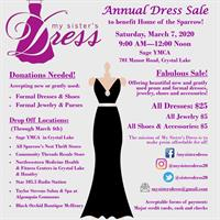 Annual My Sister's Dress Sale