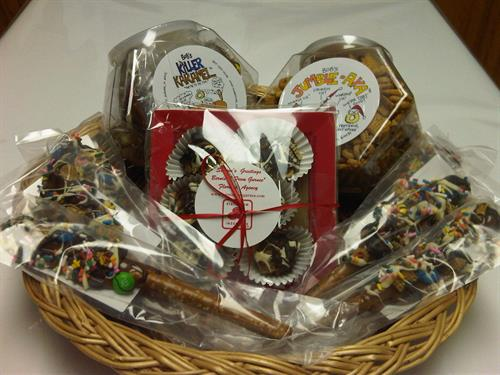Gift Baskets - Customized To Your Needs