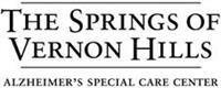 The Springs of Vernon Hills  Alzheimer's Special Care Center