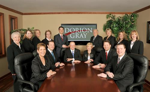 The Dorion-Gray Team