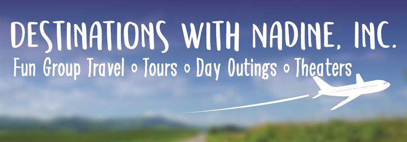 Destinations With Nadine, Inc.
