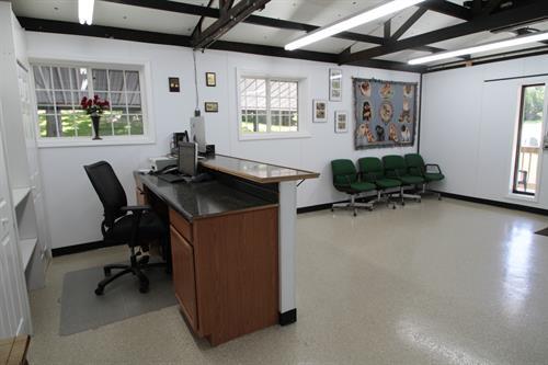 Reservation Desk