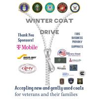 GLMV Coat Drive For Vets Underway