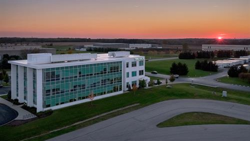 Tire Rack Corporate Office Annex | South Bend, Indiana