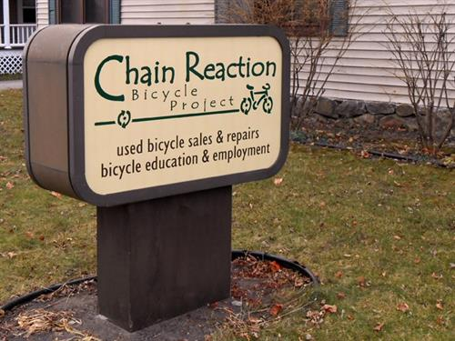 Chain Reaction Bike Shop