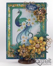 Gallery Image 18tnPeacock_With_Yellow_Daisies_1_-_Candy_Slabaugh.jpg