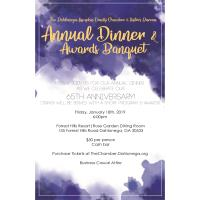 Chamber 65th Annual Dinner & Awards Banquet
