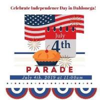 4th of July Celebration Schedule of Events