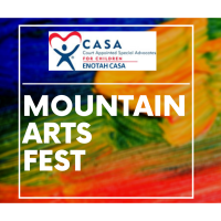 "Enotah Casa Presents ""Mountain Arts Fest"""