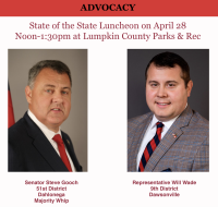 State of the State Legislative Luncheon