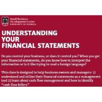 SBDC Class: Understanding Your Financial Statements (Zoom)