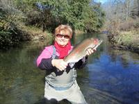 Women Fly Fish Too!