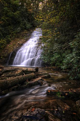 Waterfall Dahlonega