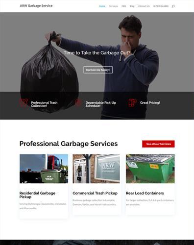 Client: ARW Garbage Service