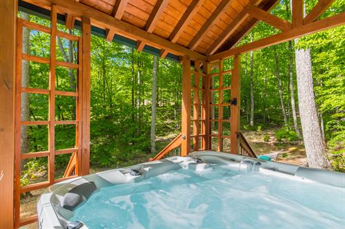 Hot Tub second-to-none