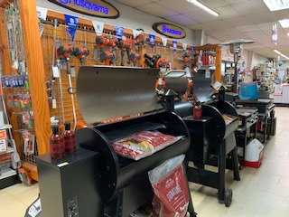 Traeger grills and accessories