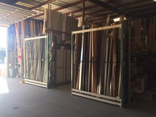 drive through warehouse