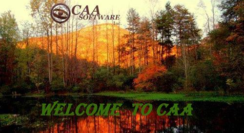 Welcome to CAA