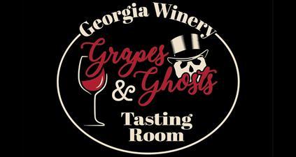 Georgia Winery Grapes & Ghosts Tasting Room