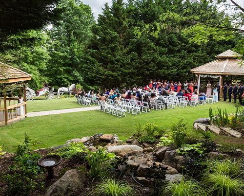 Large Wedding Garden