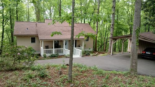 Cottage - 2 Bd/2Ba woodland setting