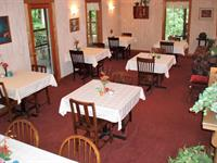 Dining Room with patio